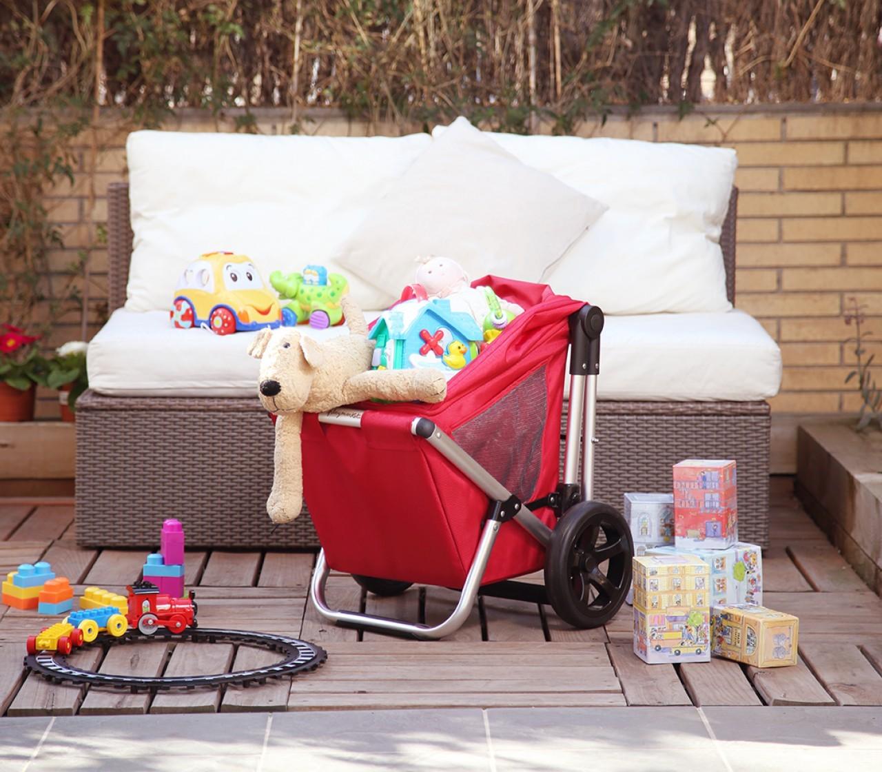 Playmarket go fun - poussette marche